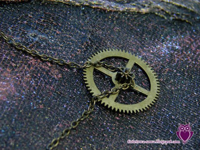 Steampunk chest detail