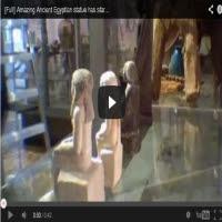 Mumia de 1000 anos se mexe a causa pânico no museu