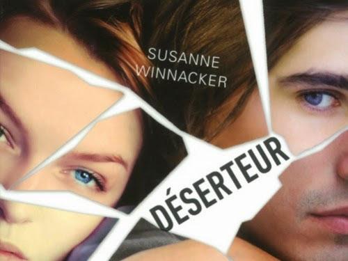 Imposteur, tome 2 : Déserteur de Suzanne Winnacker