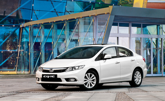 Honda Civic new 2012