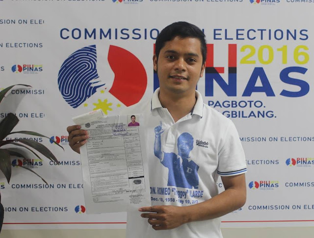Alarde, Romeo Jr. Independent Bogo Elections Jewar