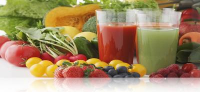 Θεραπευτικές ιδιότητες των χυμών