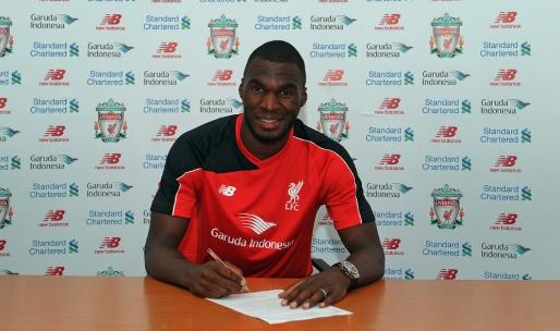 Benteke Resmi bergabung dengan Liverpool