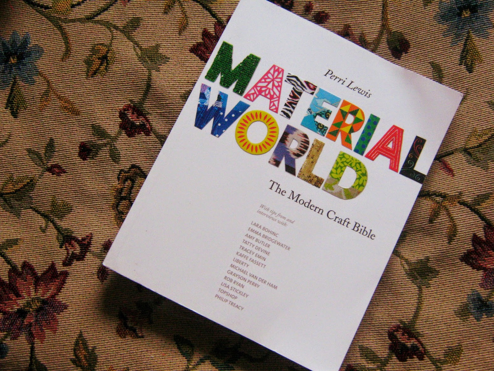 Material World by Perri Lewis