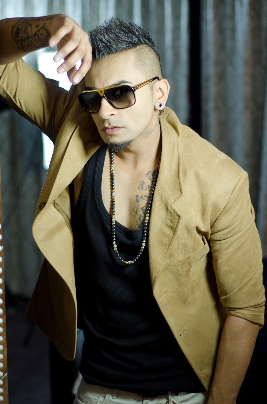 Punjabi Singer Hairstyle Punjabi Singer Hairstyle