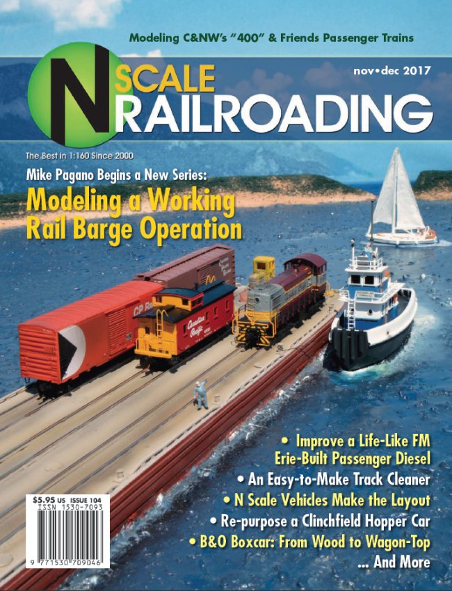 Download N Scale Railroading - July/August 2008