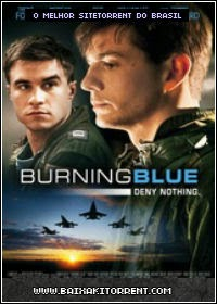 Capa Baixar Filme Burning Blue Torrent (2013) Baixaki Download