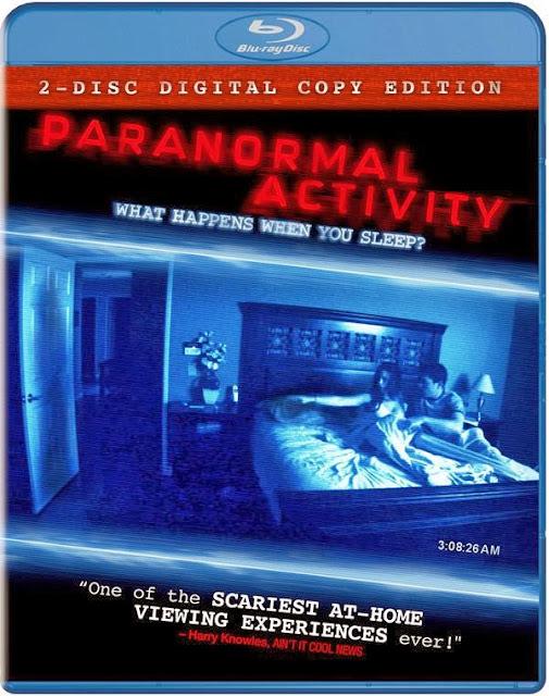 Paranormal Activity 2007 Hindi Dubbed Dual BRRip 720p