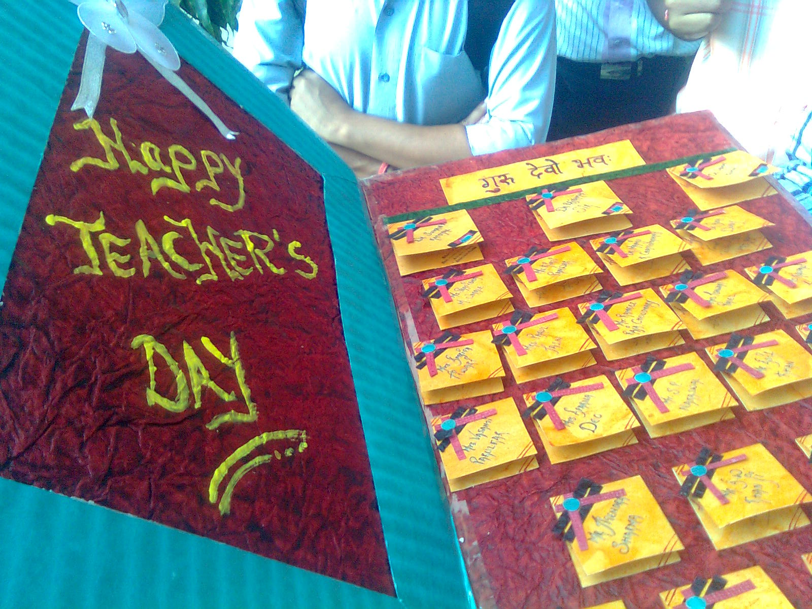 indore diary 3 htd but there was two activities that i superlike teachers day invitation card and preparation of play at rinkeshs room altavistaventures Images