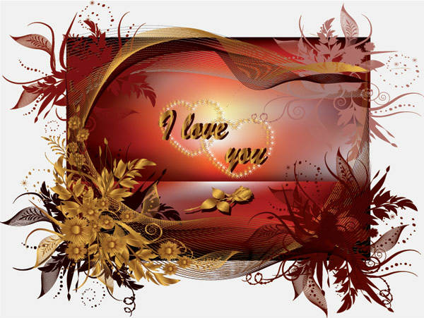 100 Creative Valentines day Greetings Ecard background images – Valentine Cards Design