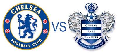 Prediksi Skor Chelsea vs Queens Park Rangers 03 Januari 2013
