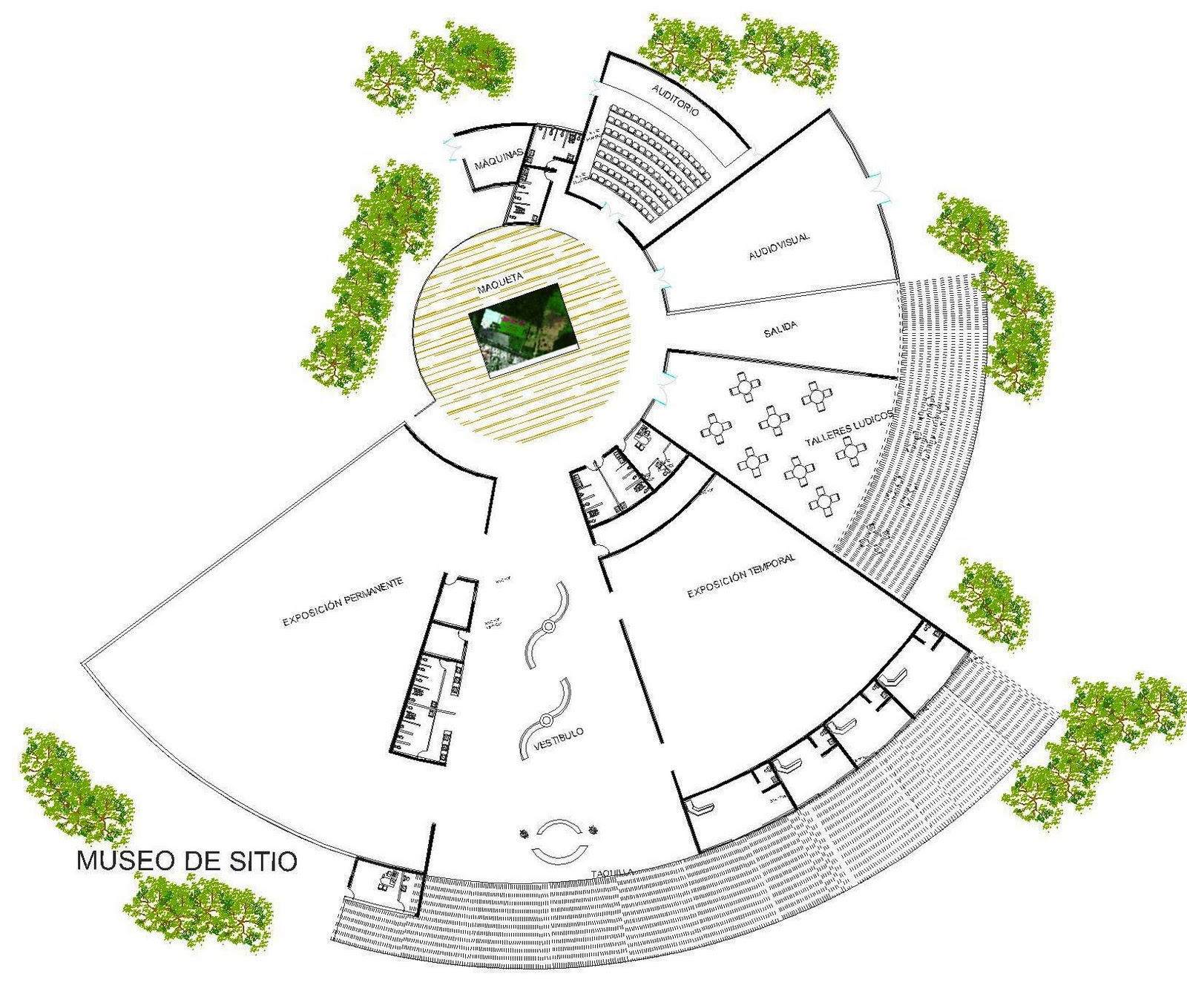 Og Arquitectura Museo De Sitio