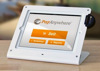 payanywhere reader on ipad