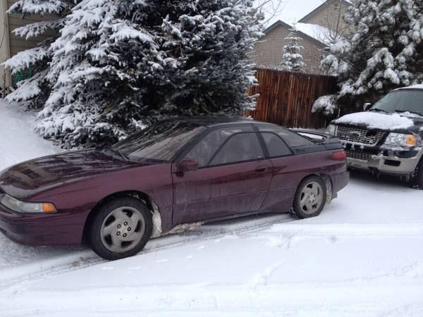 Daily Turismo 5k Snow Bound 1992 Subaru Svx 5 Spd Swap