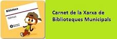 Tramitació carnet Xarxa Biblioteques Municipals