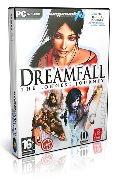 Dreamfall The Longest Journey PC Full Español Descargar DVD5