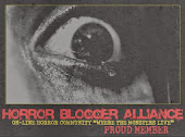 """Horror Blogger Alliance"" Banner"