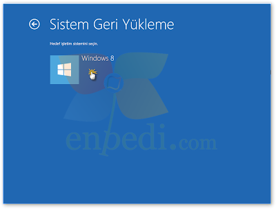 enpedi 14 37 02 Windows 8 Sistem Geri Yükleme Nasıl Yapılır