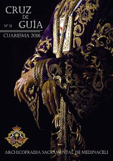 Boletín Cruz de Guía Nº51 - Cuaresma 2016