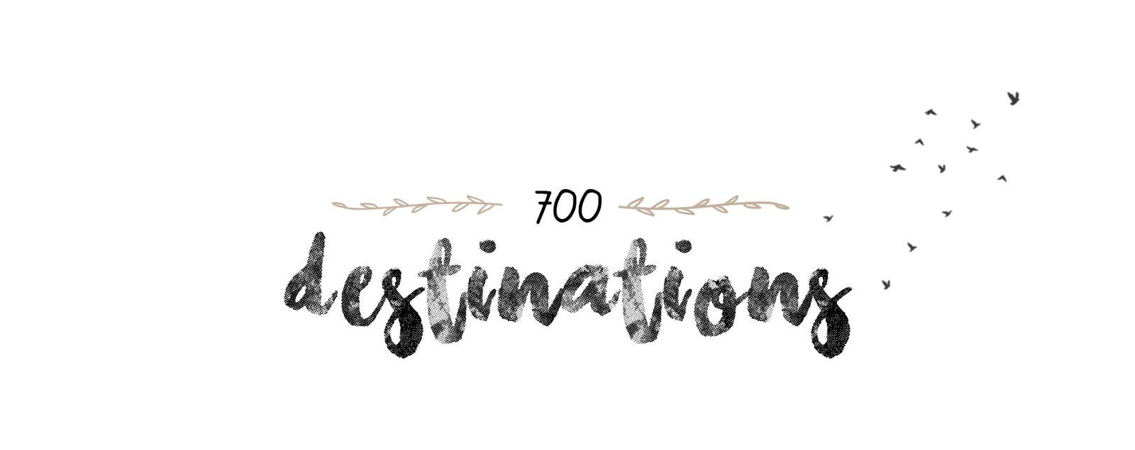 700destinations