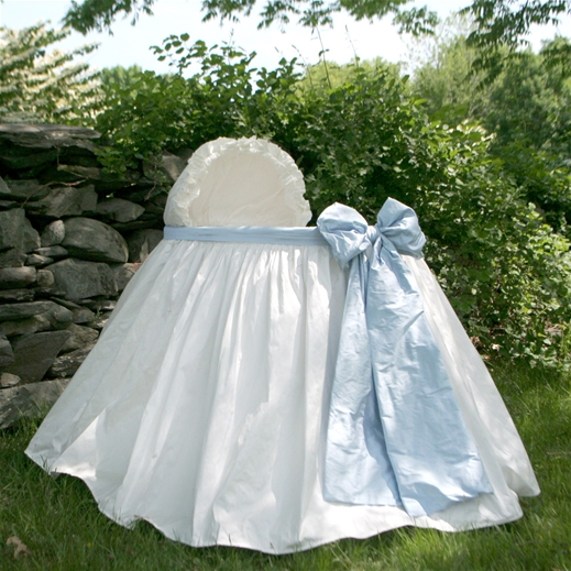 Baby Bassinet Cover7