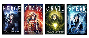 Click to see the Le Fay series on Amazon:
