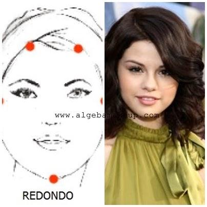 design de sobrancelhas tipos de rosto