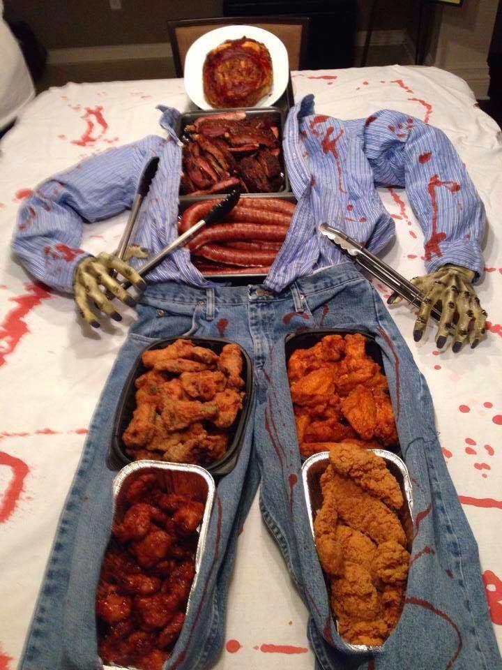 Buffet Zombie