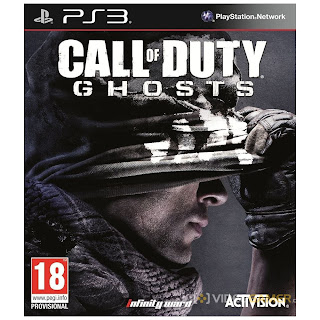 Torrent Super Compactado Call of Duty: Ghosts PS3