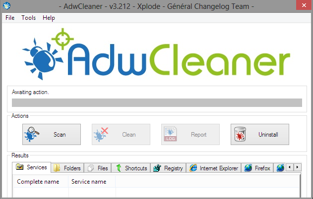 How to Clean Ads From Browser with AdwCleaner Software