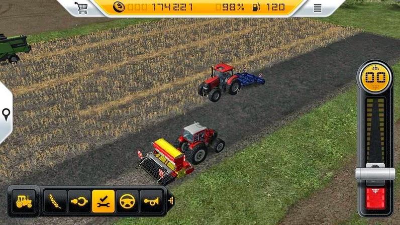 Farming Simulator 1.1.5 Mod Apk unlimited money