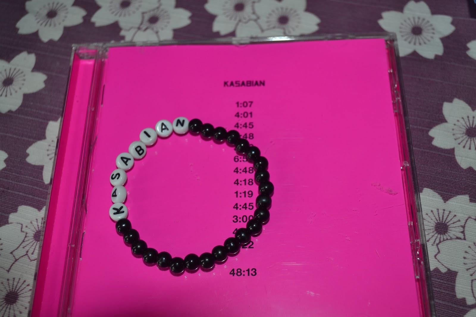 Kasabian 48:13 and Kasabian bracelet