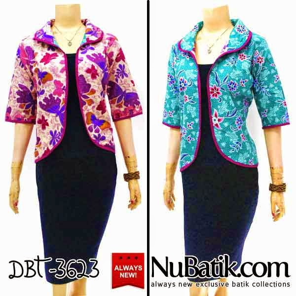 Motif Batik Indonesia Baju Batik Wanita Modern 2013 Solo