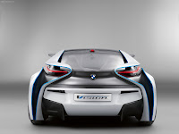 BMW EfficientDynamict Concept Wallpapers