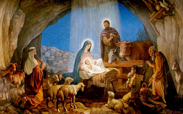 Merry Christmas Jesus Picture 2015 - Baby Jesus Picture