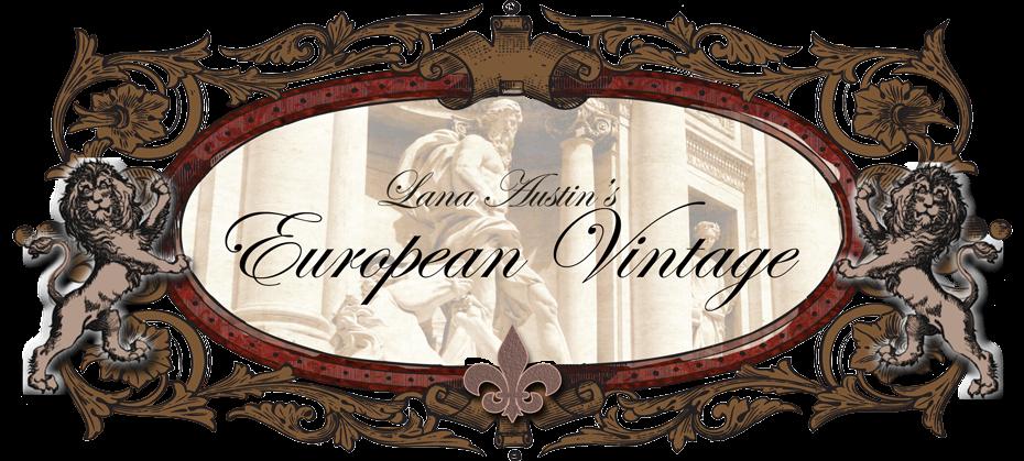 Lana Austins European Vintage