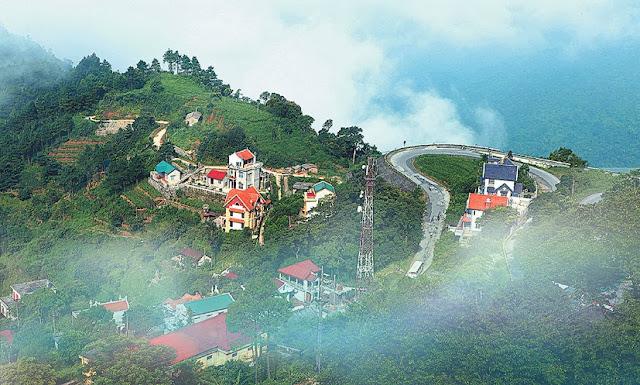 Tam Dao - Vinh Phuc province