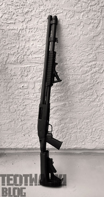 Project 590A1: Railed Forend