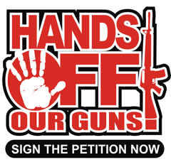 Hands Off Our Guns