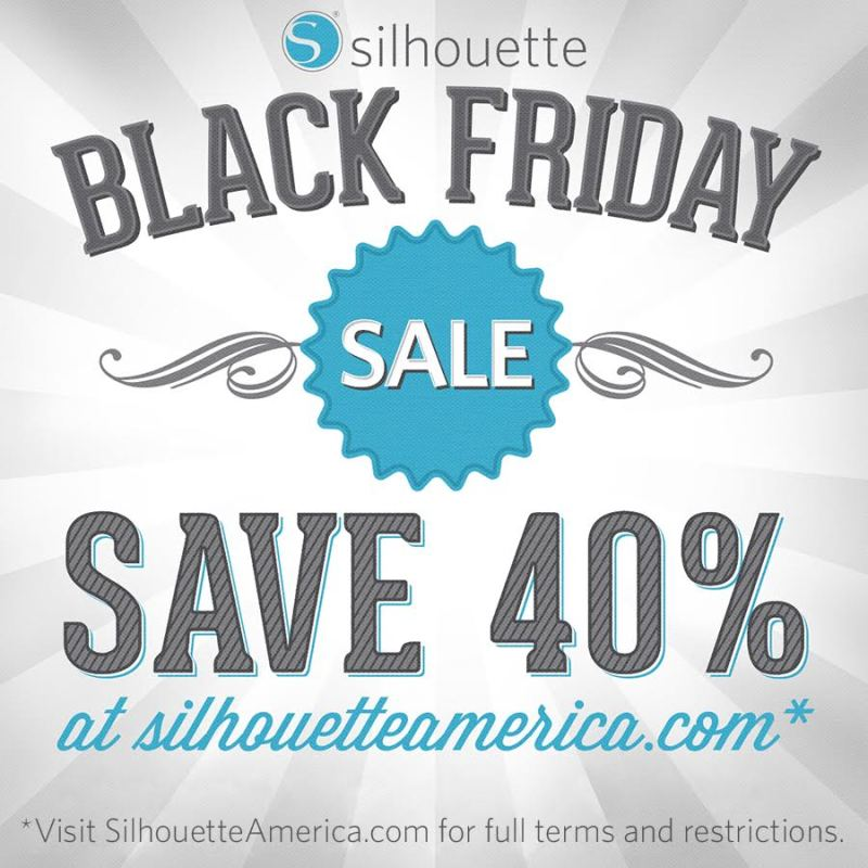 Exclusive Code for Black Friday Deals with Silhouette