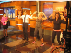 Getting Fit with Dr. Oz & Tammy Stokes