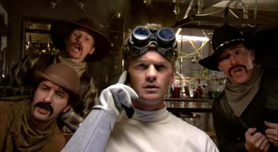 Dr. Horrible's Sing-Along Blog 2, Evil league of Evil a  Neil Patrick Harris a Nathan Fillion. Klasika