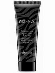 Make B Tropical Colors Maquiagem para Rosto e Corpo Bright Glam O Boticário