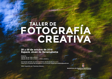 Taller de Fotografía Creativa