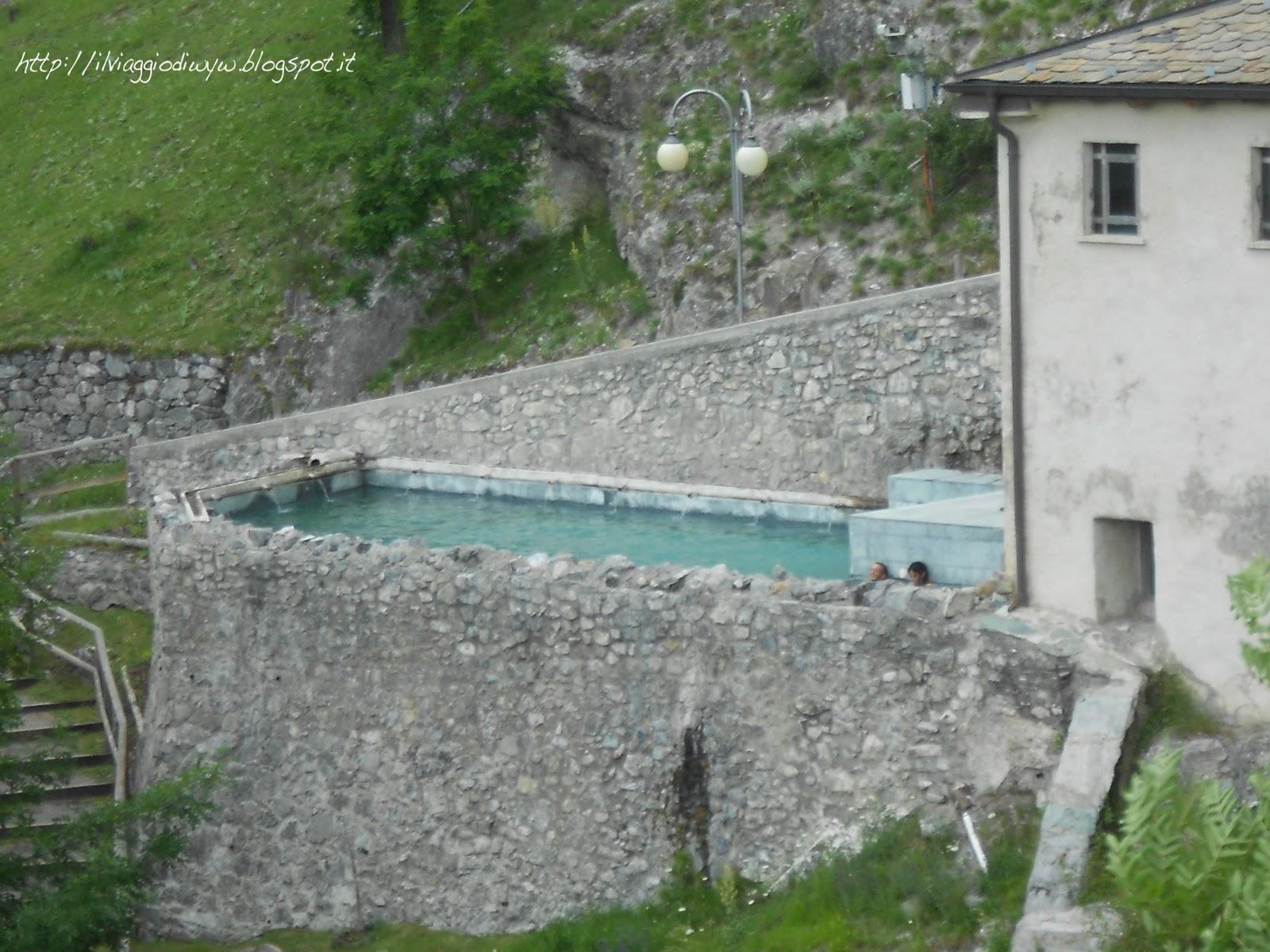 piscina allaperto bagni vecchi bormio
