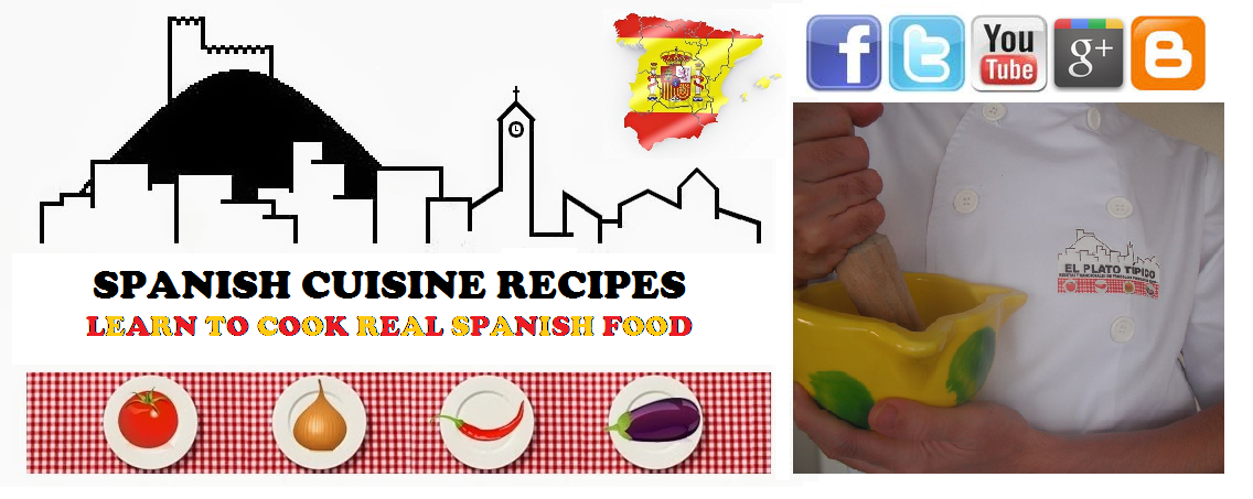 Spanish cuisine recipes
