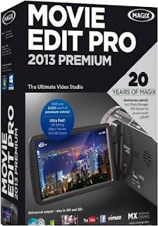 MAGIX Movie Edit Pro 2013 Premium 12.0.1.4 + Addons Free Download Full Version