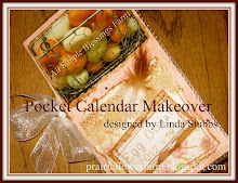 Pocket Calendar Makeover Tutorial