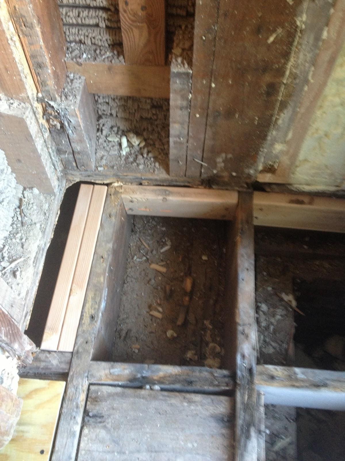 Entry Sub-Floor