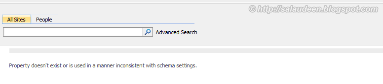 sharepoint 2007 search custom field